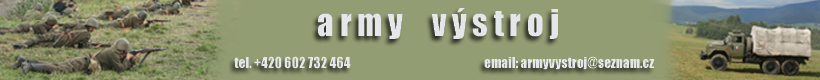 Army výstroj, armyshop, maskáče, kanady, tábornické vybavení
